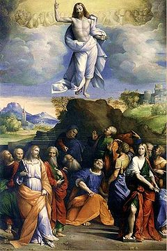 Garafolo Ascension of Christ 1510-20